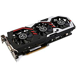 Colorful IGAME GTX1060 U-3GD5 TOP (full box) - BH 11/2021