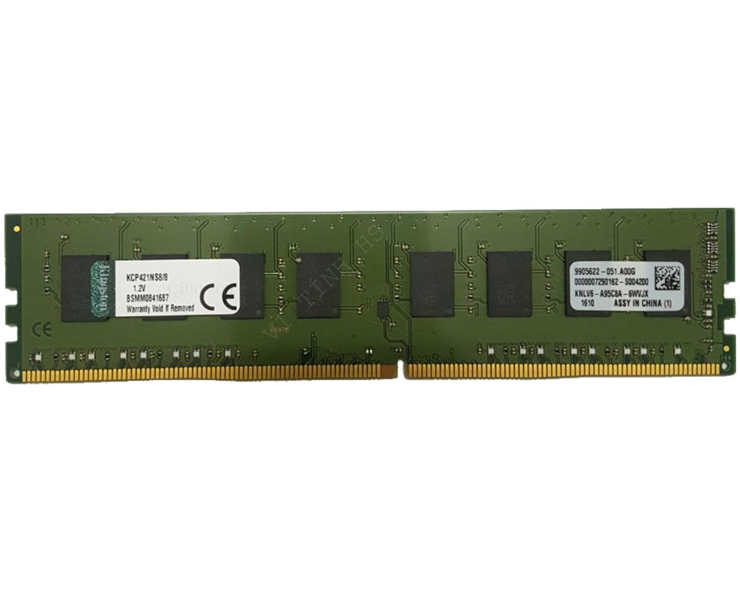 Kingston DDR4 8GB 2133MHz