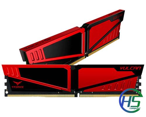 TEAM Vulcan 1x8GB DDR4 2666MHz - BH 5 năm