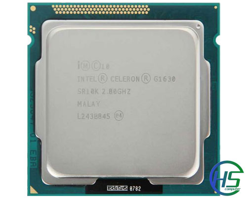 Intel Celeron G1630 (2.8Ghz, 2MB cache, socket 1155)