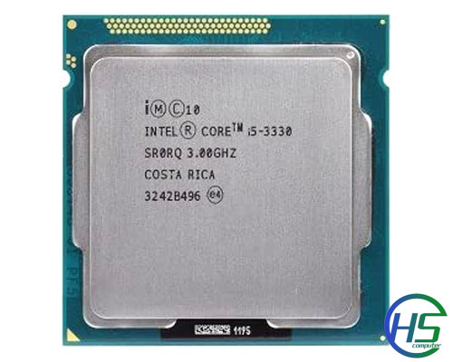 Intel core i5-3330 (3.0-3.2Ghz, 5MB cache, sk1155)