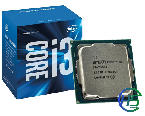 Intel Core i3 7350K (4.20GHz, 4MB L3 Cache, Socket LGA1151, 8GT/s DMI3)