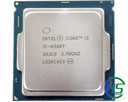 Intel® Core™ i5-6500T Processor (6M Cache, up to 3.60 GHz)-Skylake