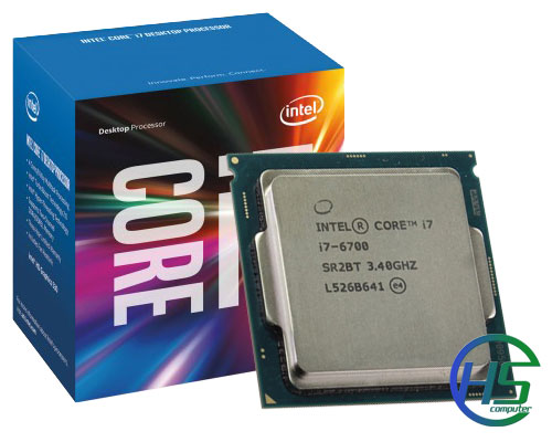 Intel® Core™ i7-6700 Processor (8M Cache, up to 4.00 GHz) - Skylake