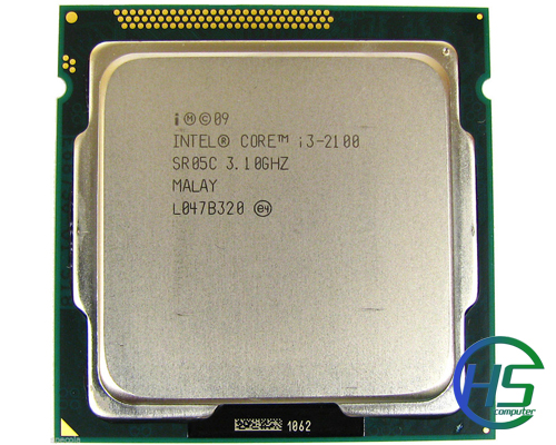 Intel Core i3-2100 (3.1Ghz)