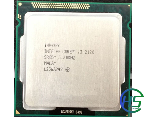 Intel Core i3-2120 (3.3Ghz)