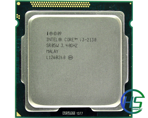 Intel Core i3-2130 (3.4Ghz)