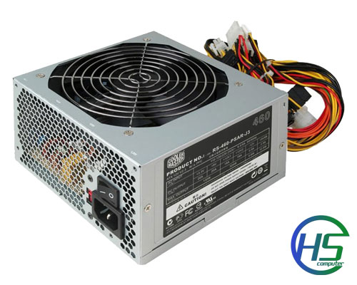 Cooler Master Elite/ Fan 12cm/ 350W