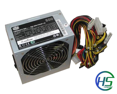 COOLER MASTER ELITE/ Fan 12cm/  500W
