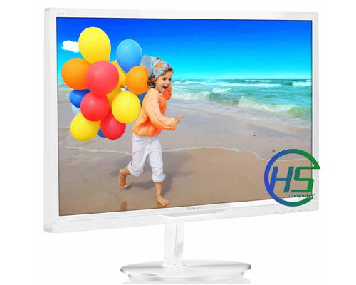 PHILIPS 284E5Q 28inch wide, IPS - vỏ trắng