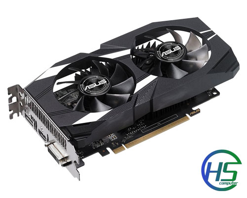 ASUS GeForce GTX 1050 2GB DUAL