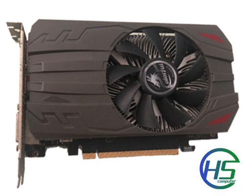 COLORFUL GTX 1050TI 4GD5 - BH 03/2022