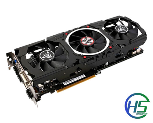 Colorful IGAME GTX1060 U-3GD5 TOP