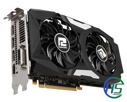 PowerColor RX470 4GD5 256 bit 2Fan - BH 12/2019