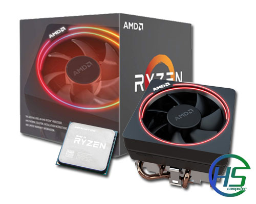 AMD Ryzen 7 2700 (3.2Ghz| 20MB| AM4) new full box