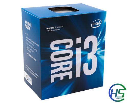 Intel core i3-6400 (3.7GHz, 3MB cache) - new full box