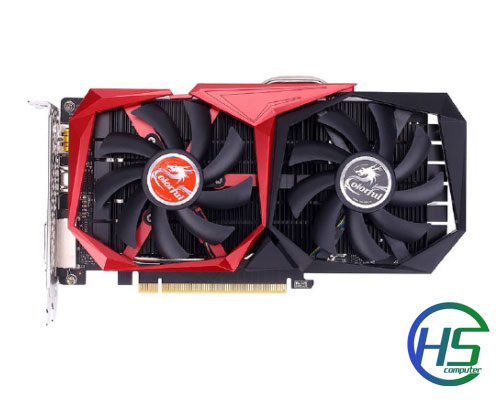 COLORFUL GTX 1050 3GB NB new - BH 48 tháng