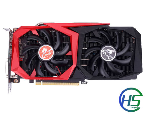 Colorful GTX1060 NB 3G new - BH 48 tháng